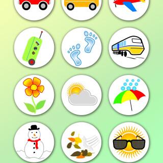 Symbolisers - Travel - Inclusive Sensory Toy