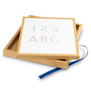 Multi-Surface Double-Sided Tabletop Easel