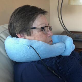 Massaging Neck Pillow - LIMITED SUPPLY