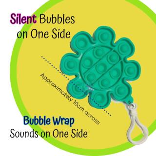 Push Pop Bubble Tag