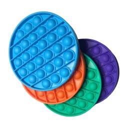 Round Bubbles Push Pop Sensory Fidget