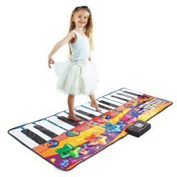 Piano Keyboard Playmat