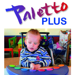 Paletto Plus - Musical Instrument Sensory Toy