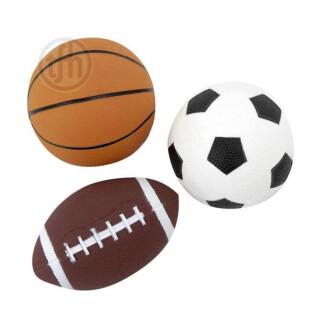 Anti Stress Sporty Balls 3 Pack
