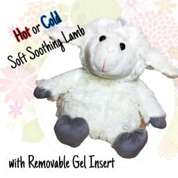 Cozy Cuddlies Lamb