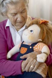 Anna Empathy Doll