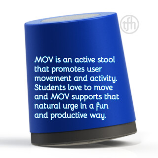 "MOV Stool Small 14""/16"