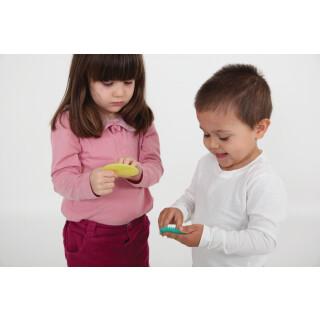 Sillishapes Sensory Circles - Squidgy Toys Sensory Toy