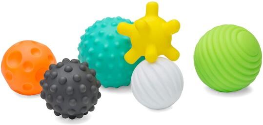 Multi Textured Sensory Ball Set