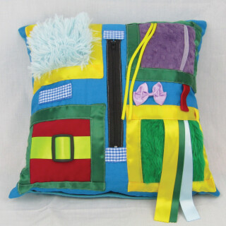 Sensory Tactile Cushions - Cuddly Sensory Toy