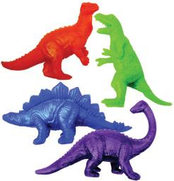 Stretchable Dinosaurs Set