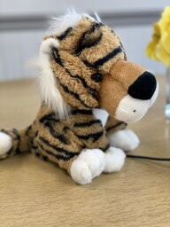 Terry the Giggling Tiger - Switch Adapted Toy