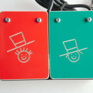 On/Off Switch For Sensory Rooms