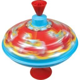 ABC Visual Spinning Top