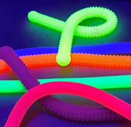 Textured Stretchy Noodle String Large