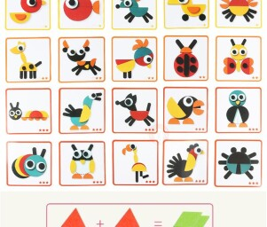 My Animal Kingdom Puzzle Cards