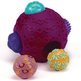 Ballyhoo Ball Puzzle