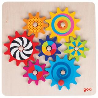 Cogwheels - Spinning Things Sensory Toy