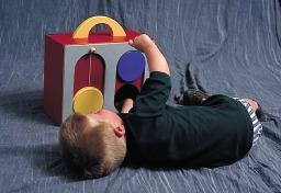 Webb Activity Box - Portable Sensory Toy Activity Box