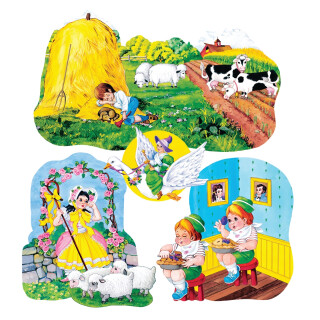 Nursery Rhymes Set 3 - Story Telling Special Needs Toy