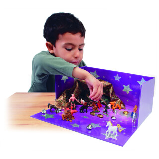 Magical World Storybox - Learning Special Needs Toy