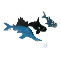 Fine Motor Sea Play Animals