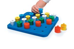 Big Peg Board - Fidgit Sensory Toy