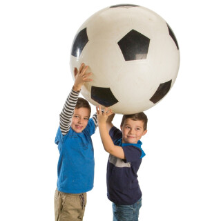 4Fun Inflatable Jumbo Soccer Ball
