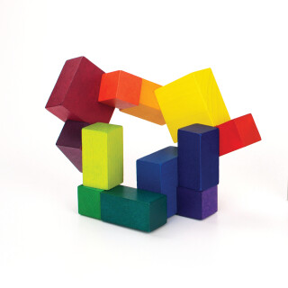 PlayableArt Cube - Self Expression Sensory Toy