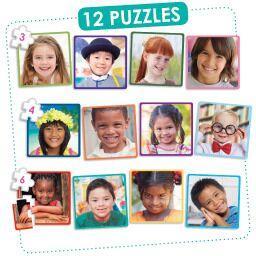 Happy Children Puzzle