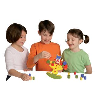 Rocking Clown - Games Sensory Toy