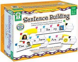 Sentence Building Game