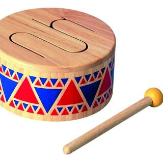 Wooden Drum - LIMITED SUPPLY