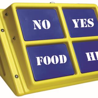 4 Plate Communicator Say It Play It