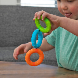Silly Rings - Sensory Toy