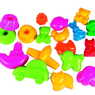 Multi Molds - Messy play Sensory Toy
