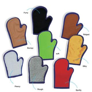 Textured Sensory Mittens