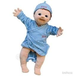 Newborn Elias Empathy Doll