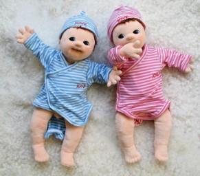 Elias - Soft Touch Empathy Doll