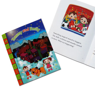 Emoti Doll Book