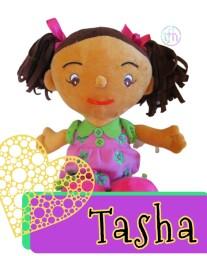 Tasha - Facial Emotions Doll