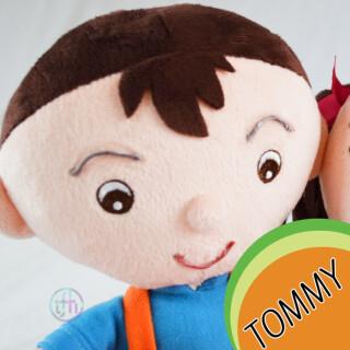 Tommy - Emotion Expression Doll
