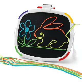 Thread Art Picture Toy - Create a Tactile Picture