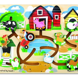 Labirint Puzle kmetija