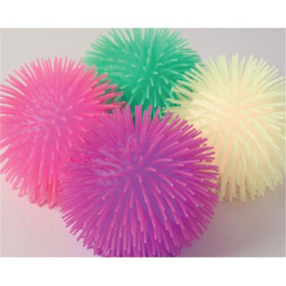 Large Puffer Ball - Tactile Squishy Ball