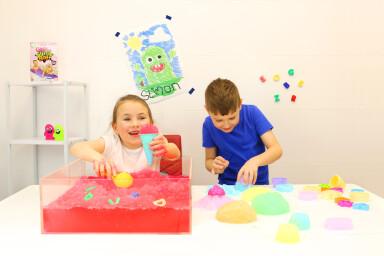 Gelli Play Sensory & Modelling Fun