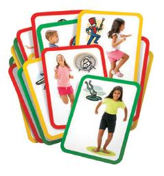 Gross Motor Exercise Cards