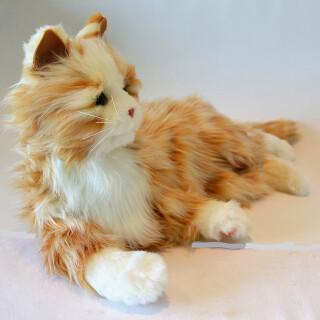 Tabby Companion Cat - Joy for All