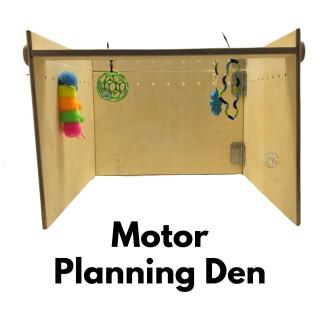 Low Vision Motor Planning Den