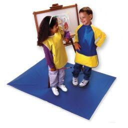 Kids Long Sleeved Waterproof Painting Smock